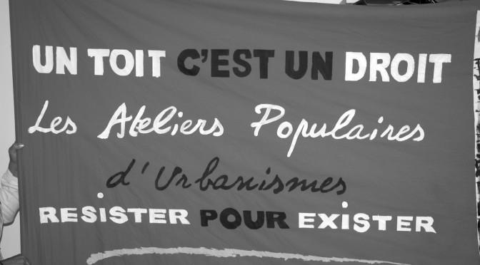 Retour sur la mobilisation à Lille du collectif des familles en situation d'expulsion