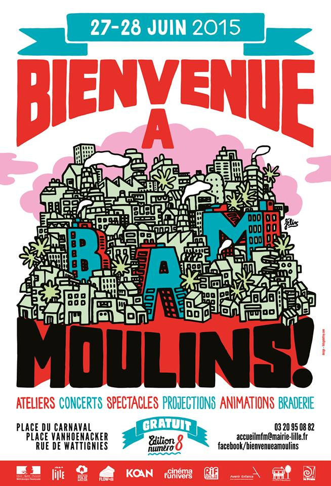 Bienvenue à Moulins édition 2015